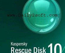Kaspersky Rescue Disk 10.0.32.17 Crack & Keygen Free Download Get Here!