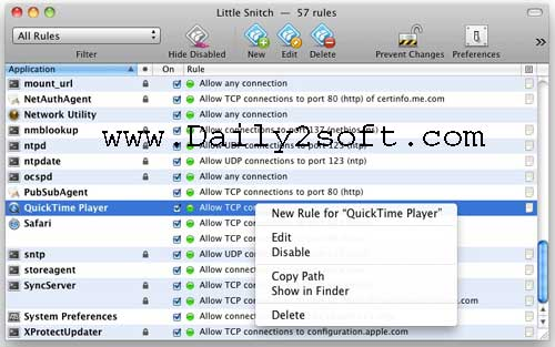 Little Snitch 3.7 Crack With (Build 4718) Mac OS X Full Free Download