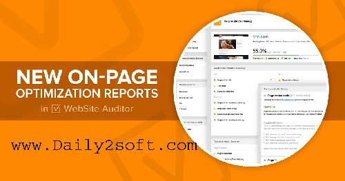 WebSite Auditor 4.32.1 Crack & Keygen Full [Free] Download Now ! Here