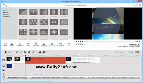 Wondershare Filmora 8.5.2.1 Crack Full Free Download Get [Here]!
