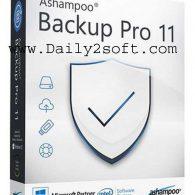 Ashampoo Backup Pro 11.05 Crack & License Key [Free] Download