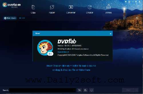 DVDFab 10.0.8.7 Crack,Patch Full [Here] Free Download!! Latest
