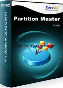 EASEUS Partition Master 12.9 Crack & Keygen [Latest] Version Download
