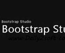 Bootstrap Studio 4.1.2 Crack Full Version [Latest] Here!