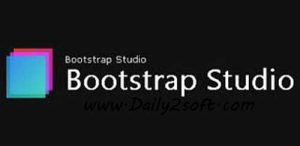 Free Bootstrap Studio 4.1.2 Crack Full Version [Latest] Here!