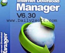 Internet Download Manager 6.30 Build 7 + Crack [Latest] Full Version Here!