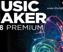 MAGIX Music Maker 2018 Crack & Keygen Full [Version] Downlaod