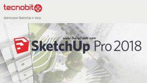 SketchUp Pro 2018 v18.0.16975 Crack Free [Download] Here!