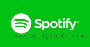 Spotify Cracked 1.0.75 Full PC Free Download Full Apk Daily2soft