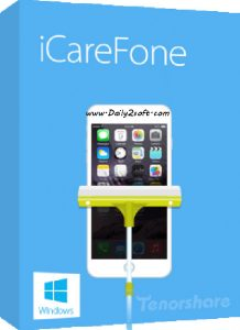 Tenorshare iCareFone 4.9.0.0 Crack & Serial Key [Latest] Here !