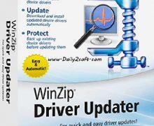 WinZip Driver Updater 5.25.6.2 Crack Full Free Downlaod [Latest] Here !