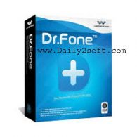 Wondershare Dr.Fone For IOS 8.6.2 Crack And Serial Key [Latest] Free Download