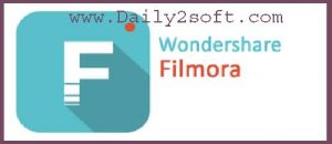 Wondershare Filmora 8.5.1 Crack & Registration Key [Full] Download