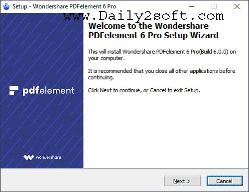 Wondershare PDFelement 6.4.2.3104 With Crack [Latest] Here!