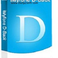 iMyfone D-Back iPhone Data Recovery 6.5.0.18 Crack & Serial [Key] Daily2soft