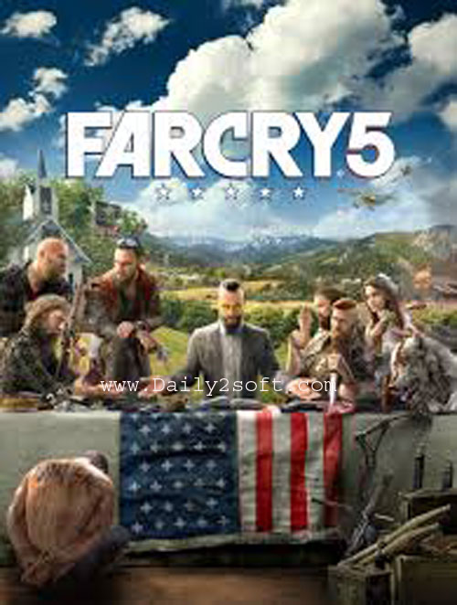 Download Far Cry 5 2018 [Full Unlocked] Version For Pc [Here]