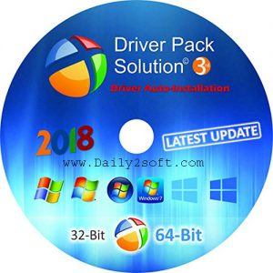 DriverPack Solution 2018 17.7.73.5 Offline Full ISO Free Downlaod [HERE]