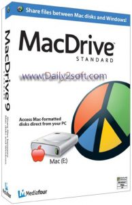 MacDrive 10 Pro Crack With Serial Number Free Download Full [Version] Here