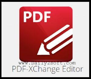 PDF-XChange Editor Plus 7.0.325.0 Crack Full [Version] Download