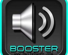 Sound Booster 1.4 Crack 2018 Plus Serial Key Free [Download] Here !