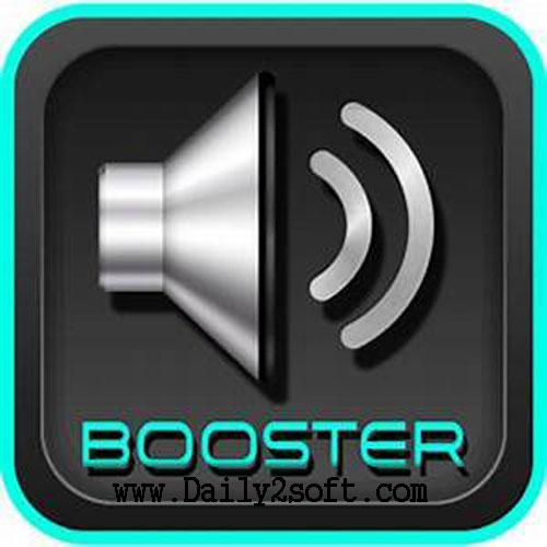 sound booster crack key