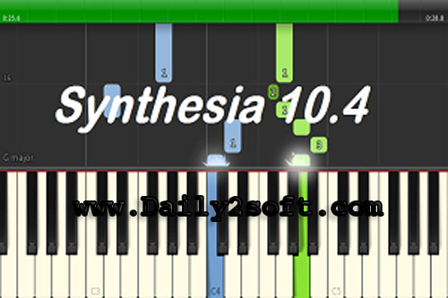 Synthesia 10.4 Crack & Patch Free Download Full Version [Here]
