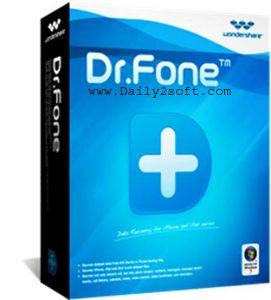 Wondershare Dr Fone Crack 2018 & Registration Code Download