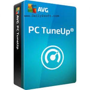 AVG PC TuneUp 2018 16.76.3.18604 & Keys [Download] Full Version