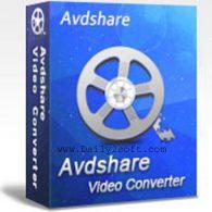 Avdshare Video Converter 7.0.4.6443 Activation Key & Crack Download [LATEST] Here