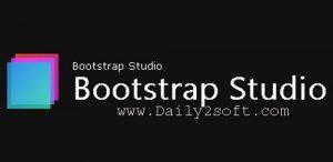 Bootstrap Studio 4.1.7 Crack Free Downloaod Full [Version] Here