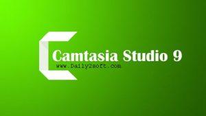 Camtasia Studio 9 Key Crack 2018 Free Download[Latest] Here!