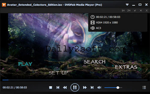 DVDFab Player Ultra 5.0.1.1 & Crack Full Version [HERE] Download