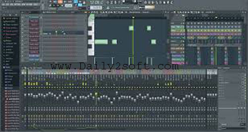FL Studio 20.0.0.445 Crack Download Full [Version] Here Daily2soft