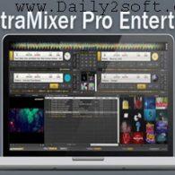 UltraMixer Pro Entertain 6.0.3 Crack [Download] Full Version