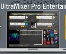 UltraMixer Pro Entertain 6.0.3 Crack [Download] Full Version