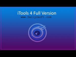 iTools 4.3.5.5 Crack & License Key Download Full Version