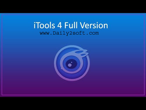 iTools 4 3 5 5 Crack & License Key Download Full Version