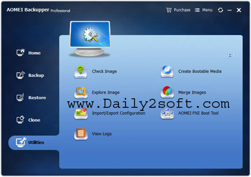 AOMEI Backupper Professional 4.1.0 Key Full [Version] Download