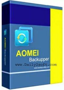 AOMEI Backupper Professional 4.1.0 Key Full [Version] Download