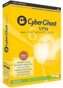 CyberGhost VPN 6.5.1.3377 With Full Crack Download [Latest] Version
