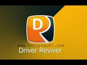 Driver Reviver 5.25.9.12 Crack & Keygen For (Mac+Win) Free Download