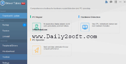 Driver Talent Pro 7.0.1.6 Crack & Activation Code Download Here