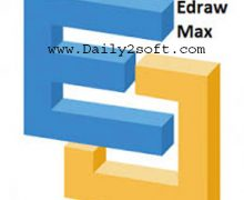 Edraw Max Pro 9.1 Crack & License Code [Life Time] Download Here