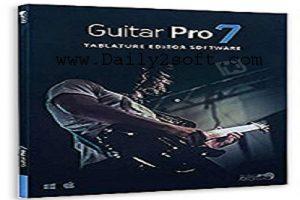 Free Guitar Pro Crack 7.5.0 & Keygen Ful Working Download [Mac + Win]