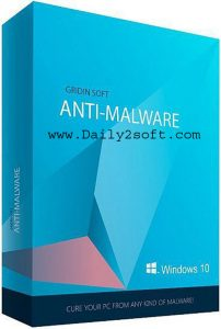 GridinSoft Anti-Malware Crack & Serial Key + Patch [Download] Here!