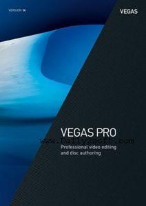 MAGIX VEGAS Pro 15.0.0.321 (x64) Crack & Patch Free Download