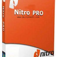 Nitro Pro Crack & Serial Key Free Download [Latest] Version Here!