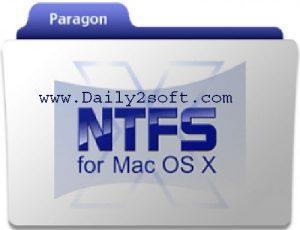 Paragon NTFS For Mac Crack & All Keys [Download] Here!