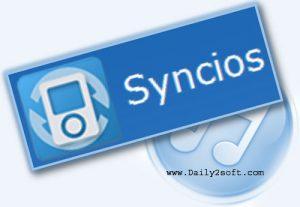 SynciOS 6.4.0 Crack & Keygen 2018 [Free Download] Full Version