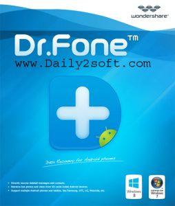 WonderShare Dr Fone 9.3.1 Crack With Keygen [Download] Updated